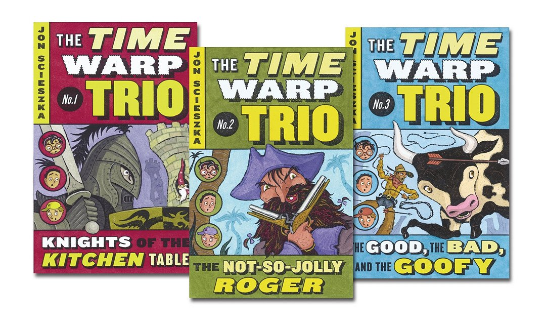 Time Warp Trio: Penguin Young Readers Group: 9780698131200