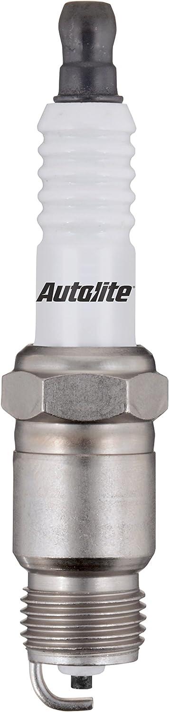 Pack of 4 Autolite APP25-4PK Double Platinum Spark Plug