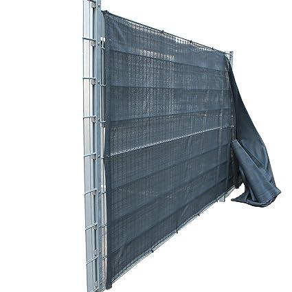 Zaun Gartenzaun Kunststoffzaun Gitterzaun Bauzaun HaGa® 25m Länge x 1,50m Höhe