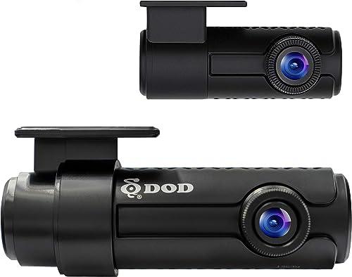 DOD RC500S-2CH 32GB Micro SD Card Hardwiring Kit Install Kit