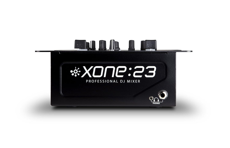 Allen /& Heath XONE:23 2-Plus-2 Channel DJ Mixer
