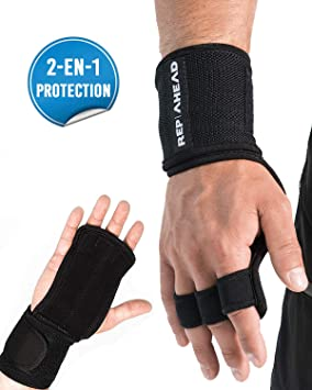 REP AHEAD® 2-en-1 Maniques - La Protection 100% des Mains et ... 8ee7d95e197