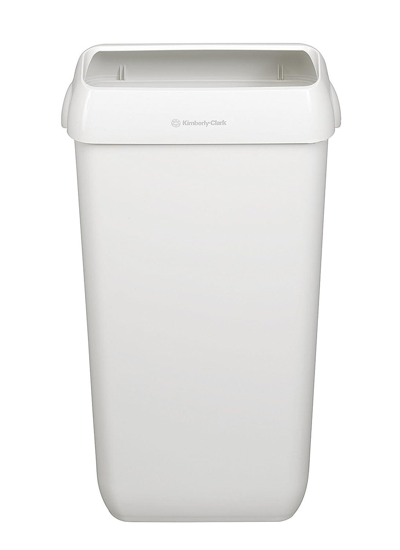 AQUARIUS* Abfallbehälter 6993 – Kunststoff, weiß Kimberly-Clark Professional
