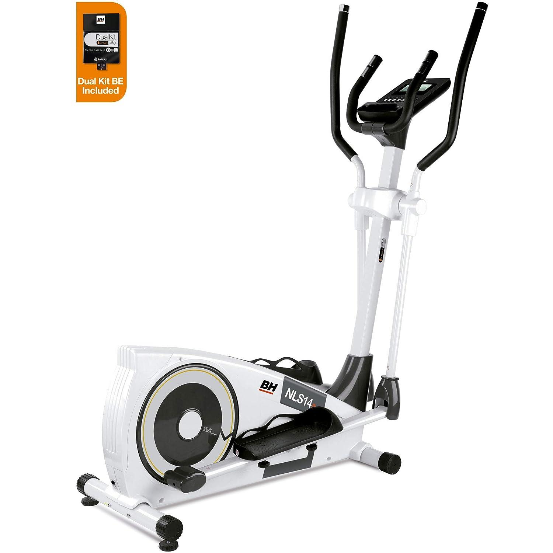 BH Fitness - Bicicleta Elíptica Nls14 Dual: Amazon.es: Deportes y ...