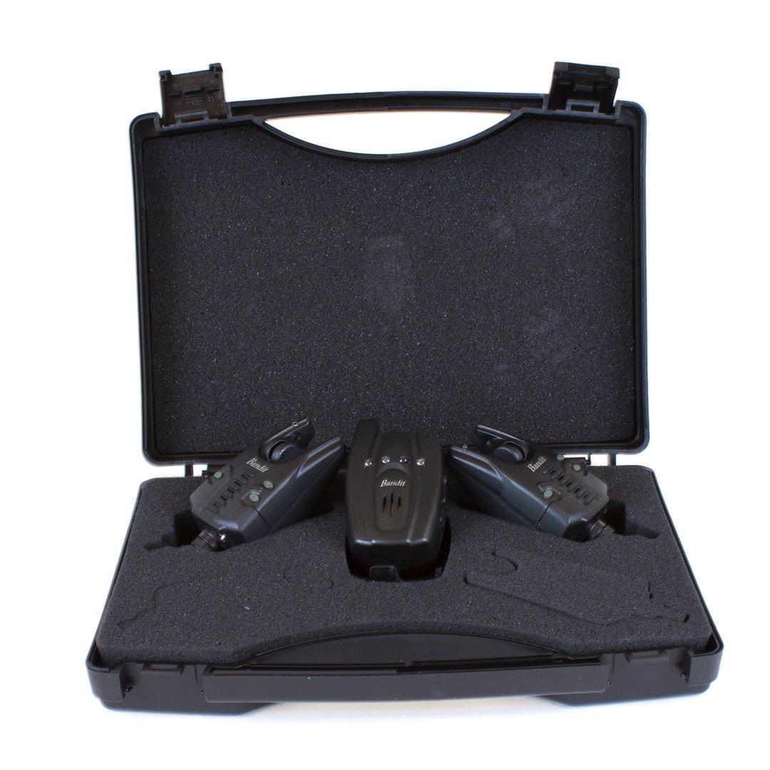 Angel Domäne detectores de picada Bandit 2 + 1 en maletín: Amazon.es: Deportes y aire libre