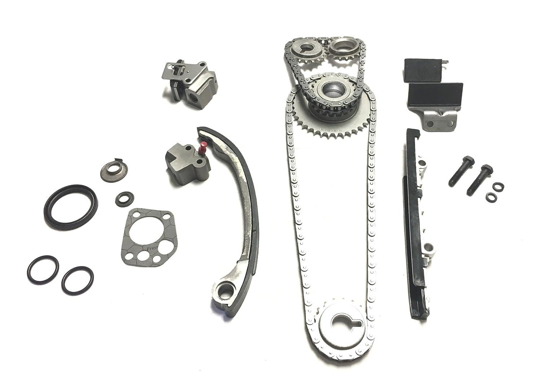 Amazon.com: Diamond Power Timing Chain kit works with Nissan Altima Frontier Xterrra 2.4L L4 DOHC 16V KA24DE: Automotive