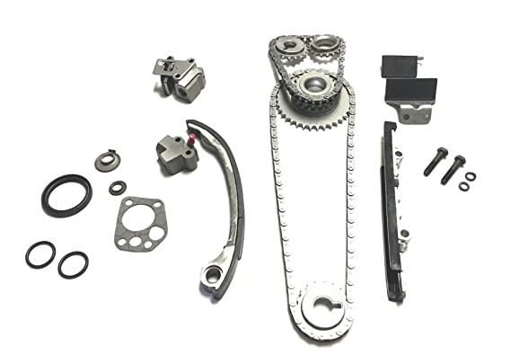Amazon.com: Diamond Power Timing Chain kit works with Nissan Altima Frontier Xterrra 2.4L L4 DOHC 16V KA24DE: Automotive