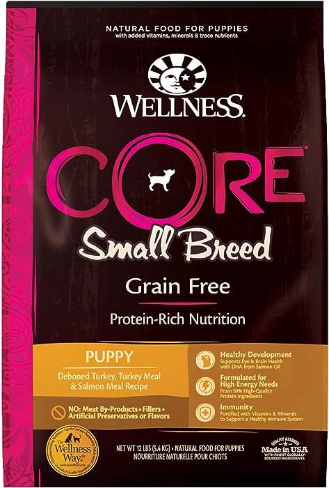 Top 10 Wellness Core Dog Food Dry