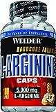 Weider L-Arginine, 100 Capsulas
