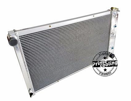 3b6efad2bae Amazon.com  Primecooling 3 Row Aluminum Radiator for GM Cars ...