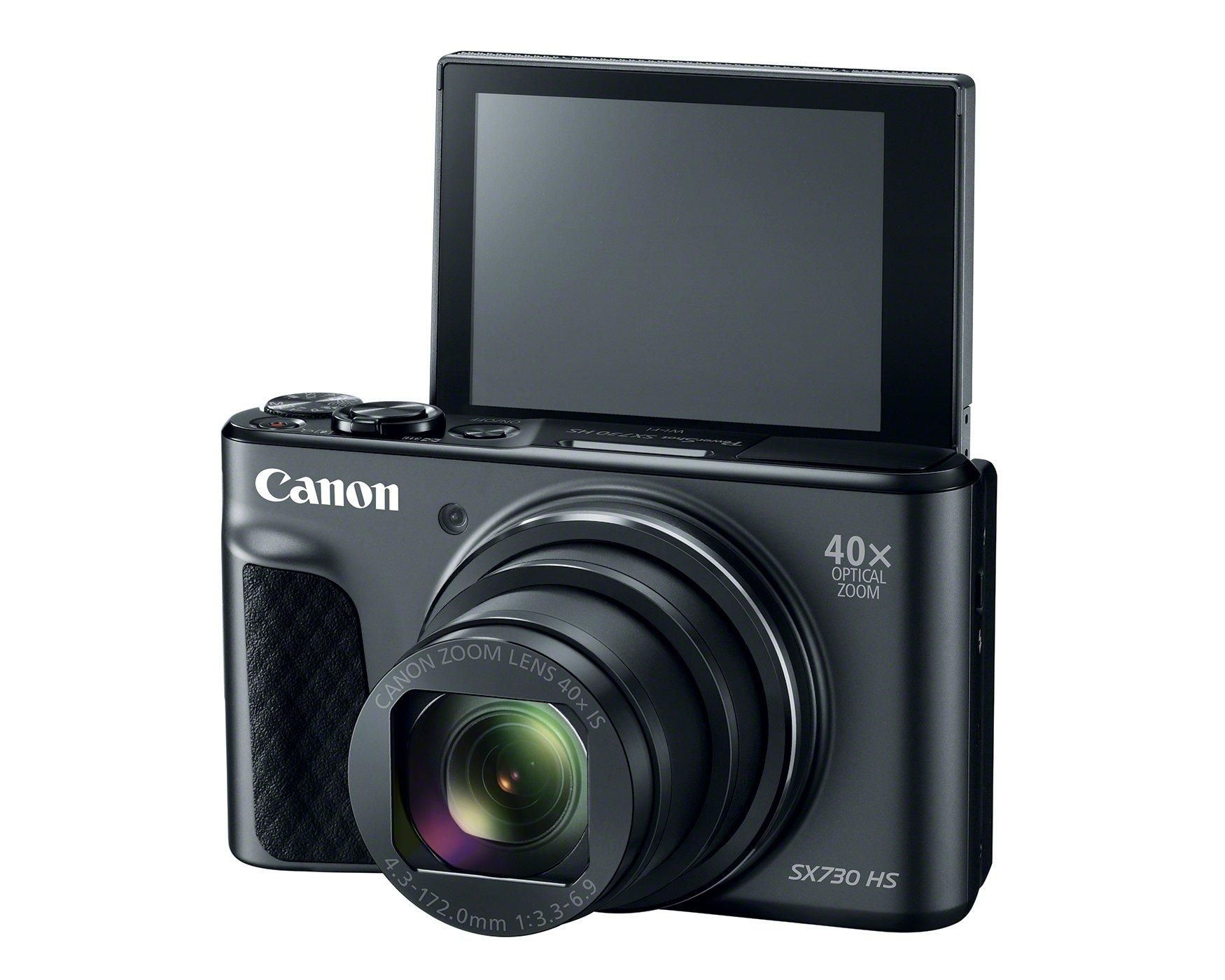 canon powershot sx730 digital camera. Black Bedroom Furniture Sets. Home Design Ideas