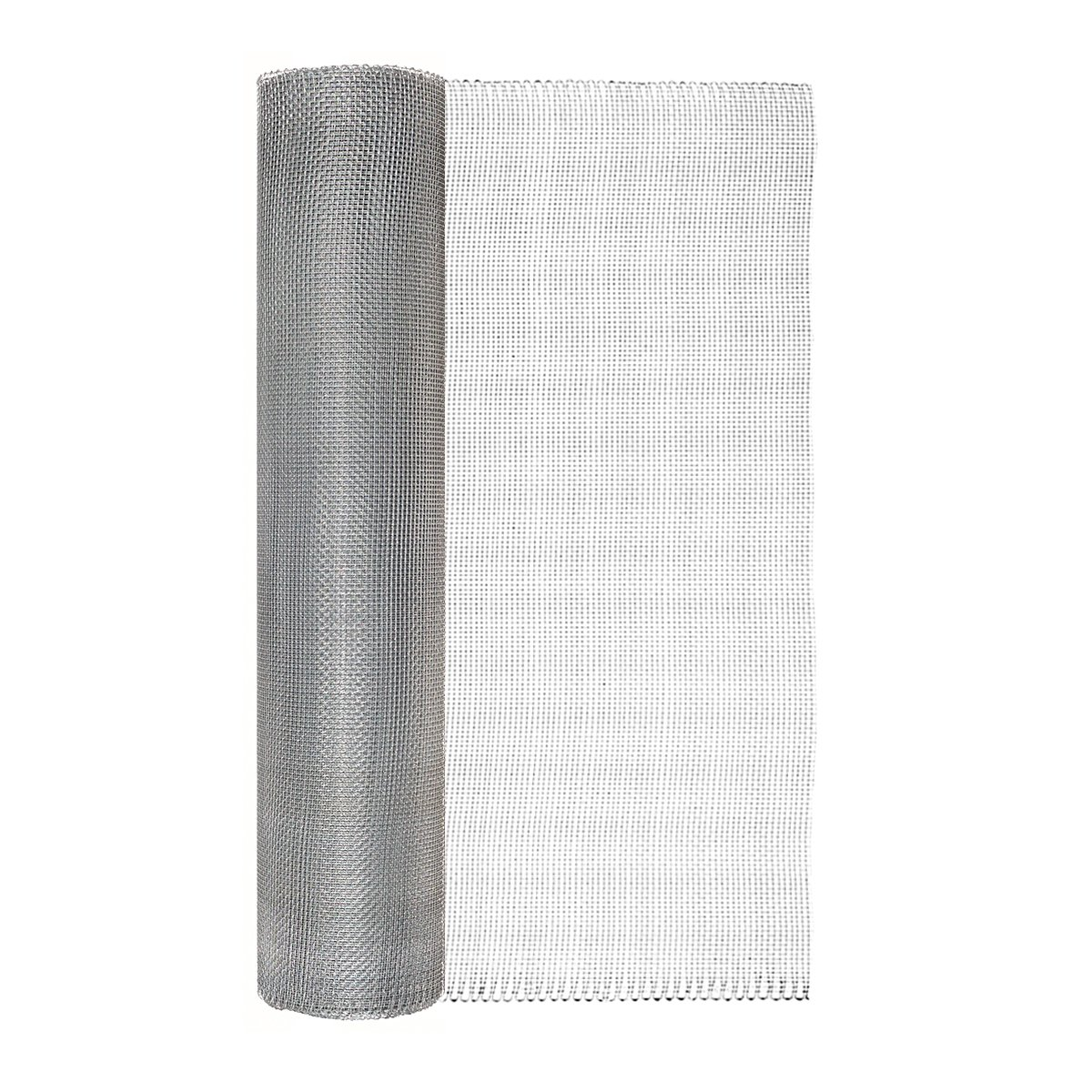 Garden Zone 24 Inches x 50 Feet - 1/8-Inch Openings - Galvanized Steel Wire Rolled Hardware Cloth - For Fencing Around Chicken Coop, Run, and Gardens by Garden Zone