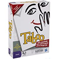 Negi Taboo Board Game Unspeakable Fun Toy Adult Game (Players 4 Plus)