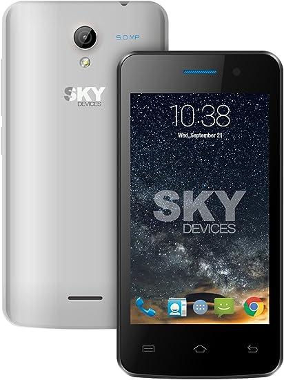 SKY Devices Pantalla de 4.5 Pulgadas, 4G gsm Desbloqueado, Android ...