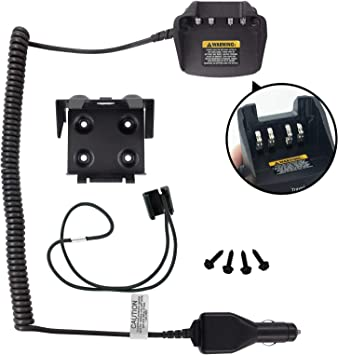 Car Charger RLN6433A for Motorola XPR7580 APX2000 APX3000 APX4000 Portable Radio