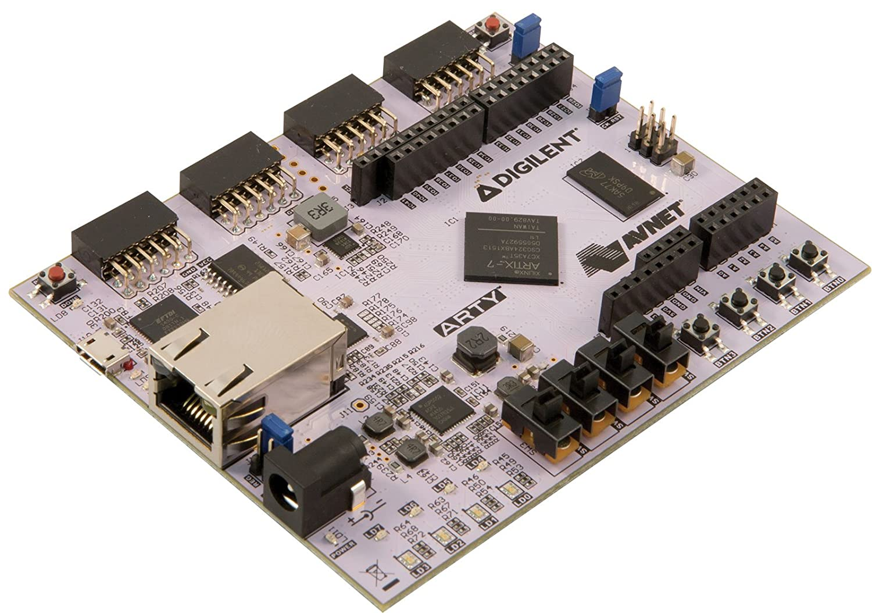 DIGILENT 410 –  319 Arty Board Artix 7 FPGA Development Platform 410-319