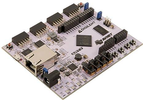 DIGILENT 410 – 319 Arty Board Artix 7 FPGA Development Platform