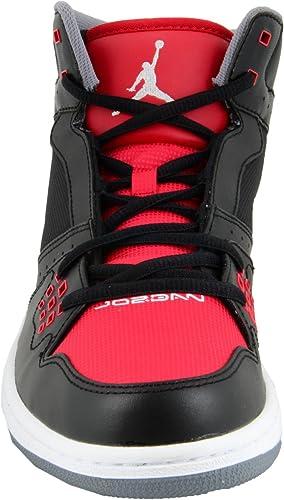 Nike air jordan 1 flight 372704 072 44.5 10.5 noir