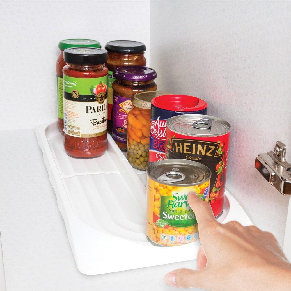 Kitchen Cupboard Storage Tin Can Tidy Kitchen Cupboard Wall Unit Food Storage Oganiser