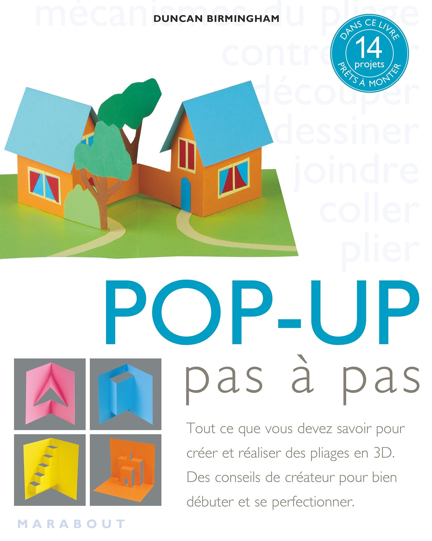 pop-up pas à pas
