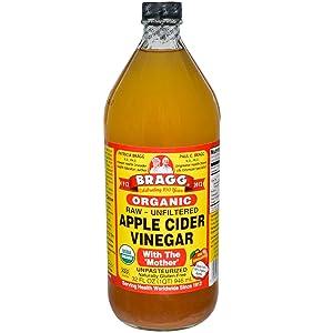 Bragg Organic Vinegar - Apple Cider - 32 oz - 4 pk