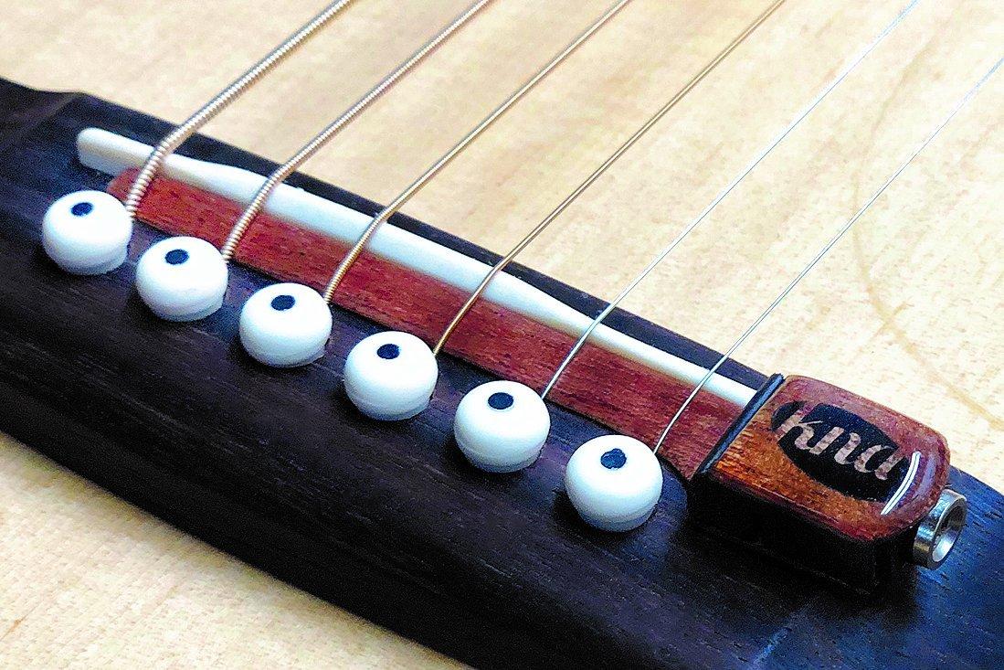 KNA Pickups 1 Acoustic Guitar Pickup (SG-1)