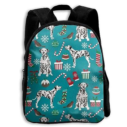Dalmatian - Mochilas Personalizadas para niños con diseño navideño