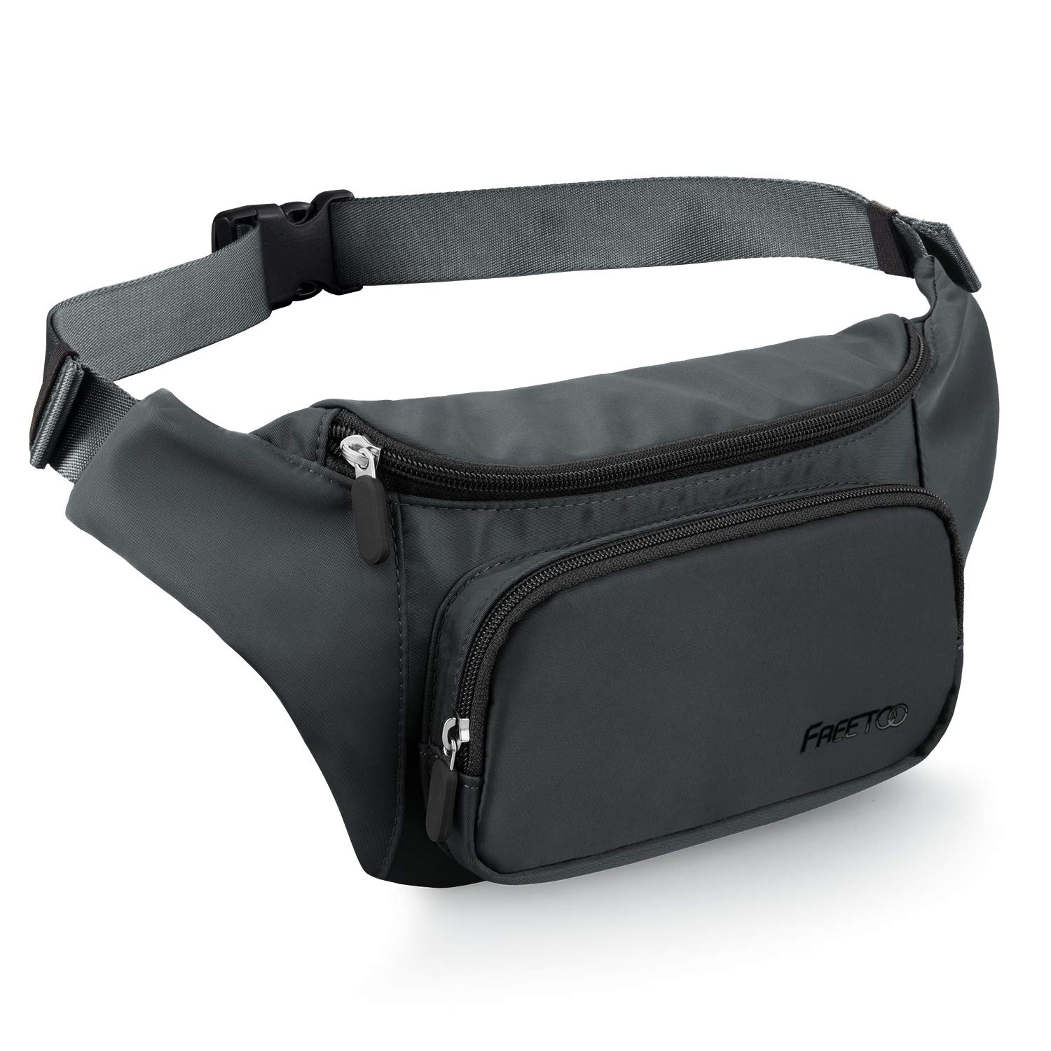 ff86882ee2a FREETOO Fanny Pack Waist Pack for Women, with Large Capacity ...