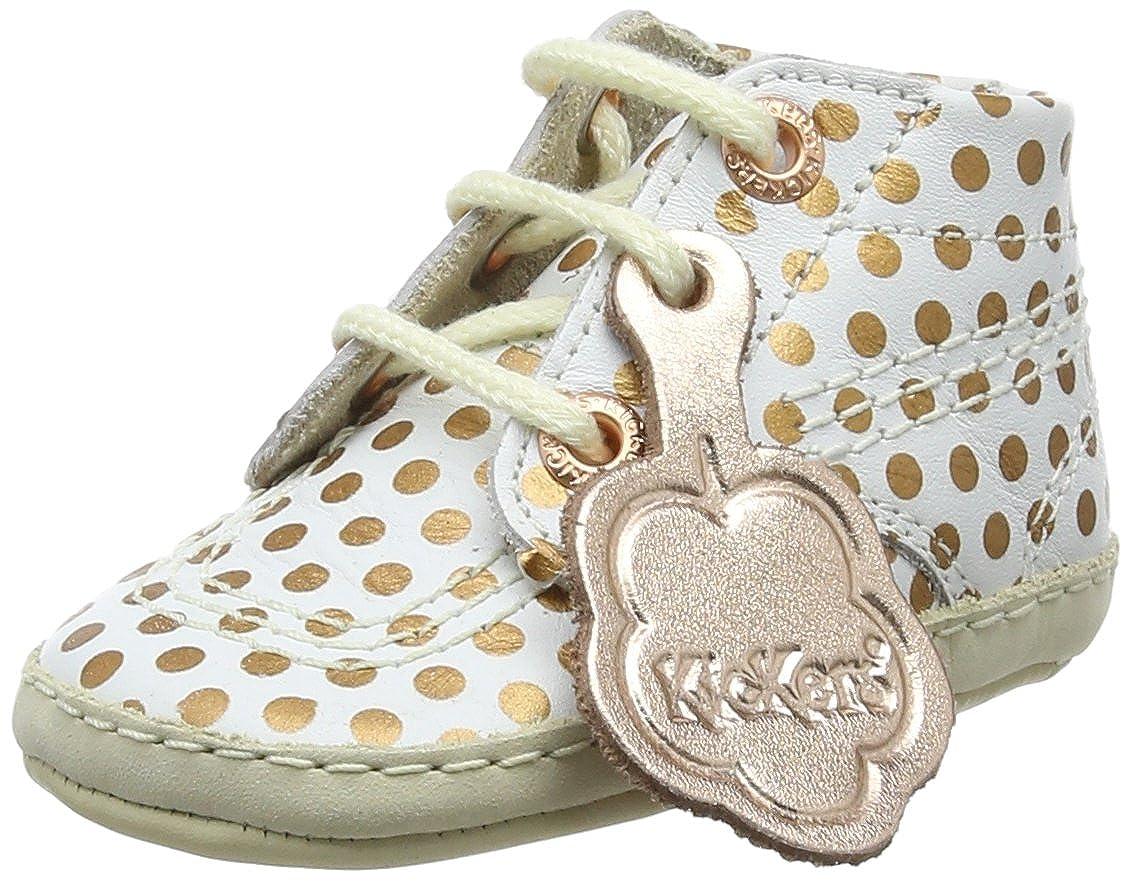 Kickers Unisex Babies' 1st Kicks Boots