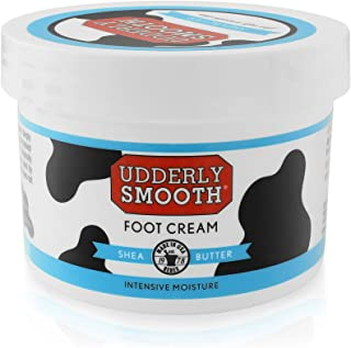 product image for Udderly Smooth Lightly Scented Scent Foot Cream 8 oz (Pack of 8)
