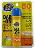 Ocean Potion Dab-On Spot Stick SPF50+-0.65 oz, 2 pack