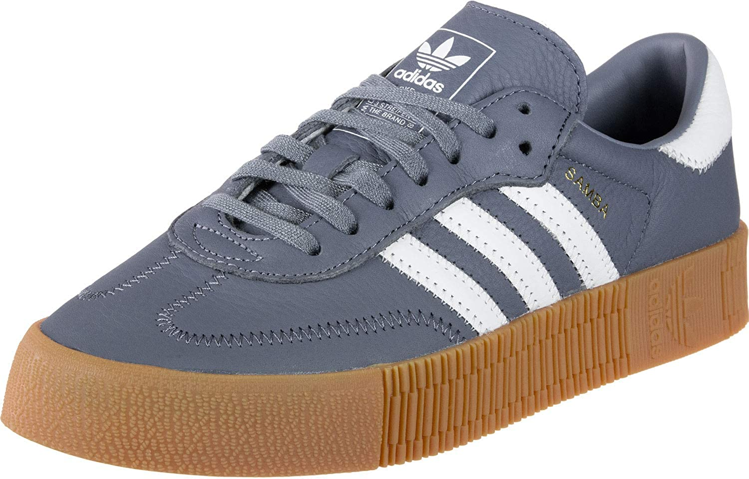 Psicologicamente Cría aparato  Amazon.com | Buty adidas Originals Sambarose DB2695 - 6, 5 | Fashion  Sneakers