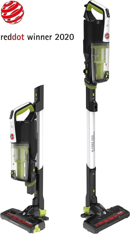 Hoover HF522NPW H-Free 500 - Aspiradora Escoba sin Cable, WiFi ...