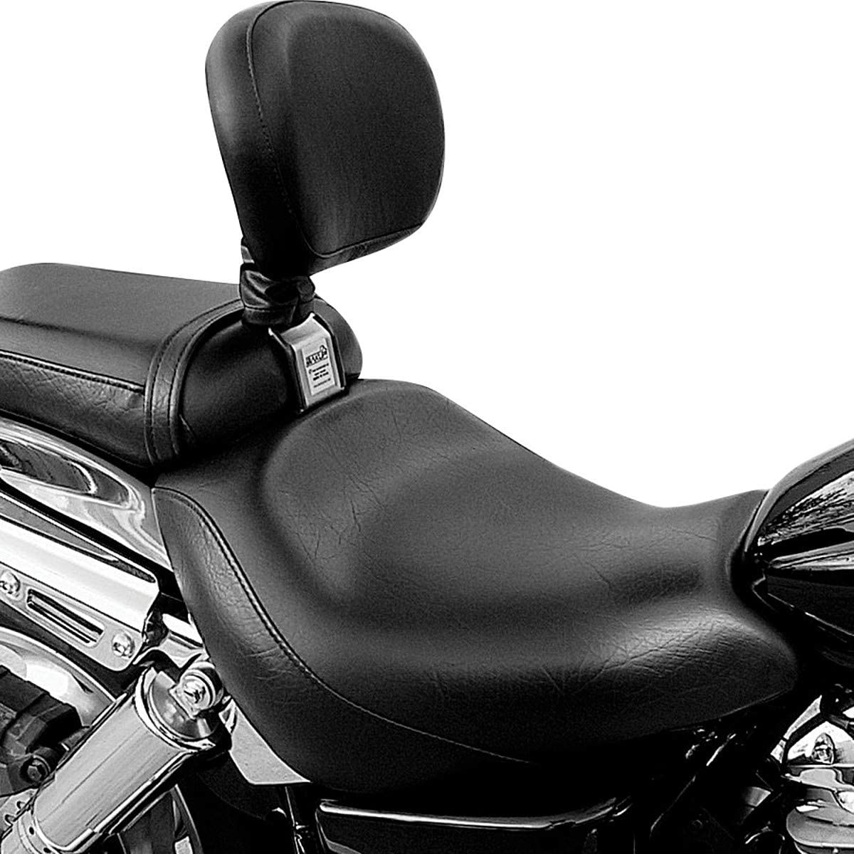 Yamaha V Star 650 Classic Adjustable /& Detachable Sissy Bar//Backrest