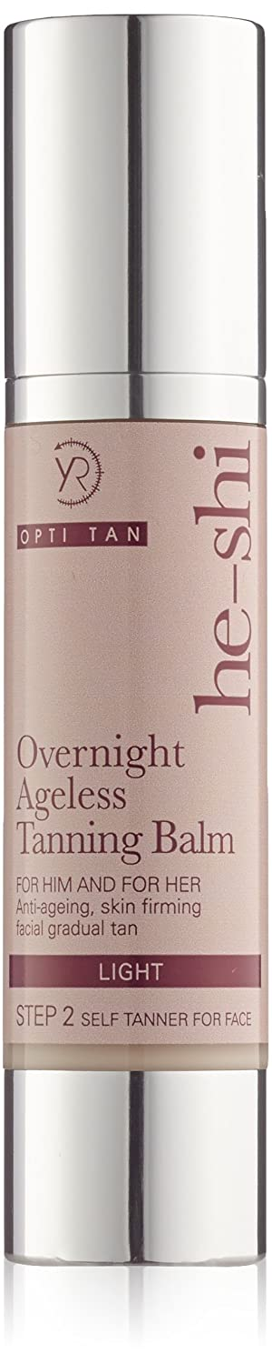 he-shi Overnight Ageless Tanning Balm 50 ml FT HS OATB 50