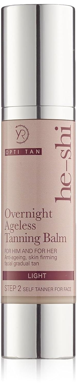 He-Shi Overnight Ageless Tanning Balm 50 ml HealthCenter FT HS OATB 50