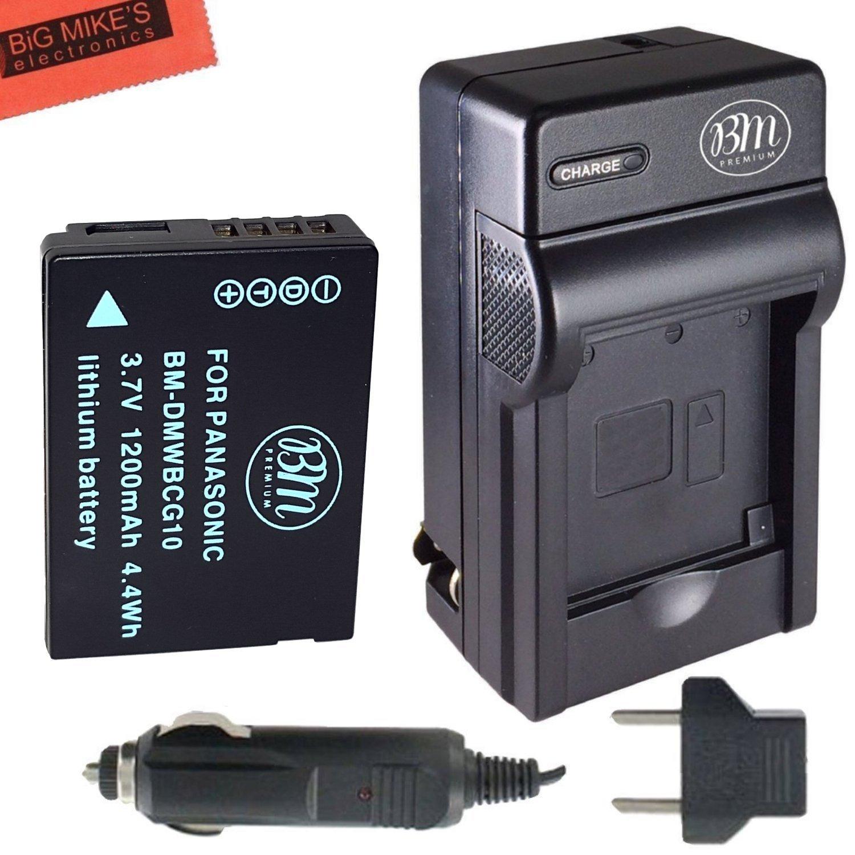Amazon.com: Batería de repuesto para DMW-BCG10, DMW-BCG10E ...