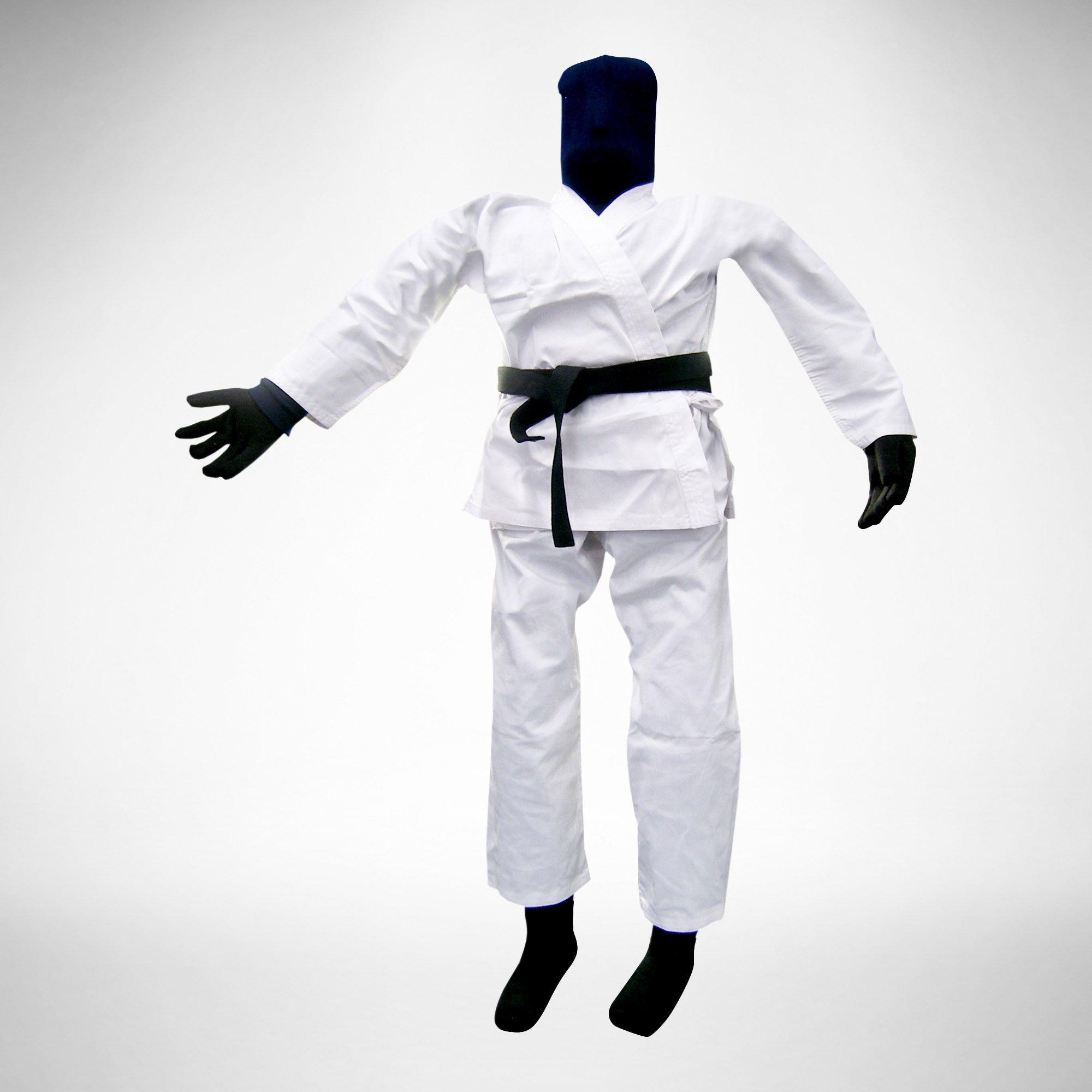 Buster Jr Child Grappling Dummy MMA Jiu Jitsu Judo Martial Art Training Man Boys by I & I Sports