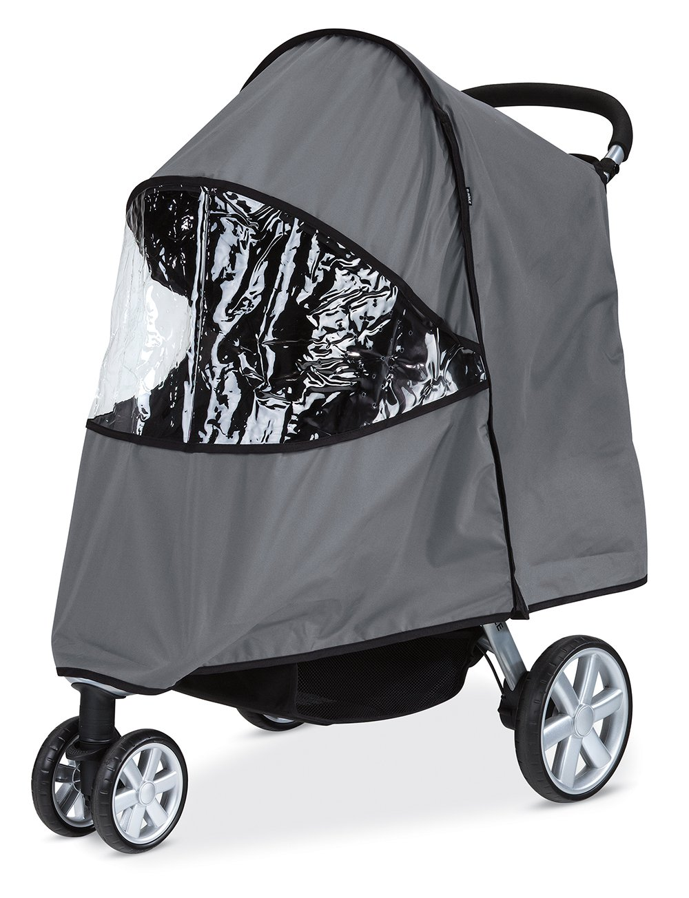 Britax Single B-Agile, B-Free, Pathway Strollers Wind and Rain Cover by BRITAX