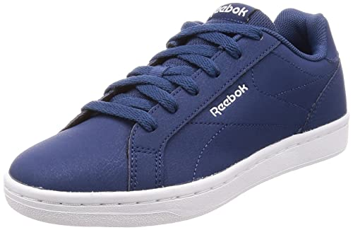 especificación oscuridad sabor dulce  Buy Reebok Men's Royal Complete CLN Washed Blue/Coll Navy/Wht Tennis Shoes  - 11 UK/India (45.5 EU) (12 US)(CM9578) at Amazon.in