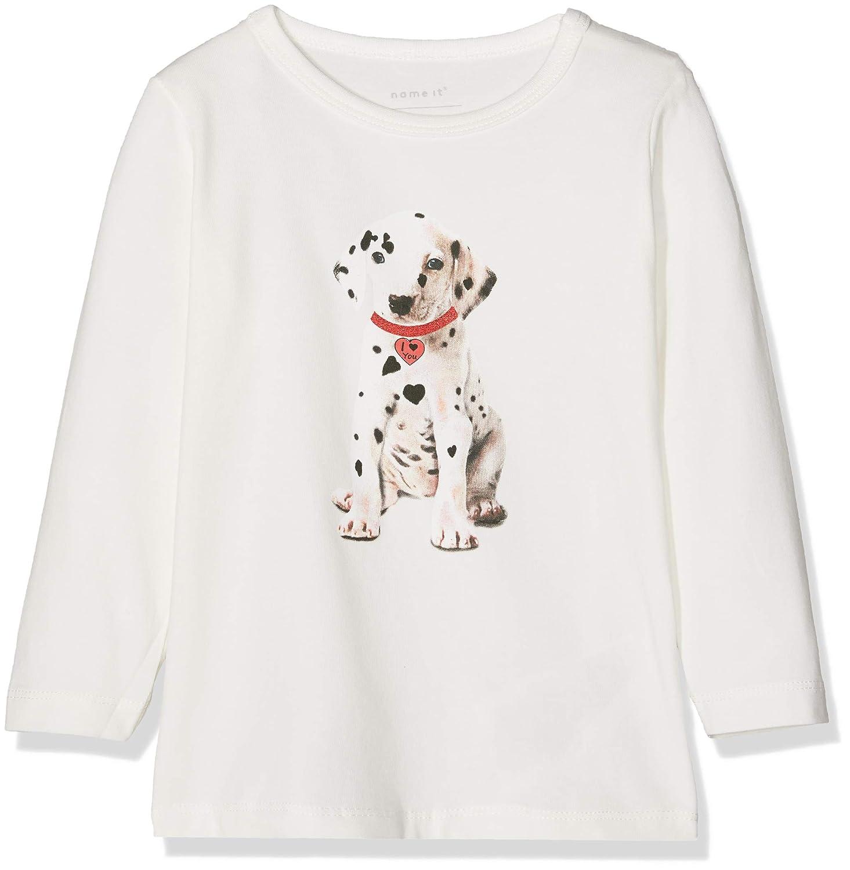 NAME IT Baby-M/ädchen Nbfnerle Ls Top Langarmshirt