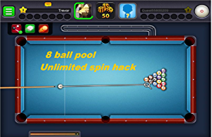 8 ball pool unlimited spin hack