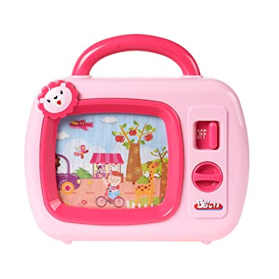 BAOLI Baby Musical Sleepy Lullaby TV Toy: Toys & Games