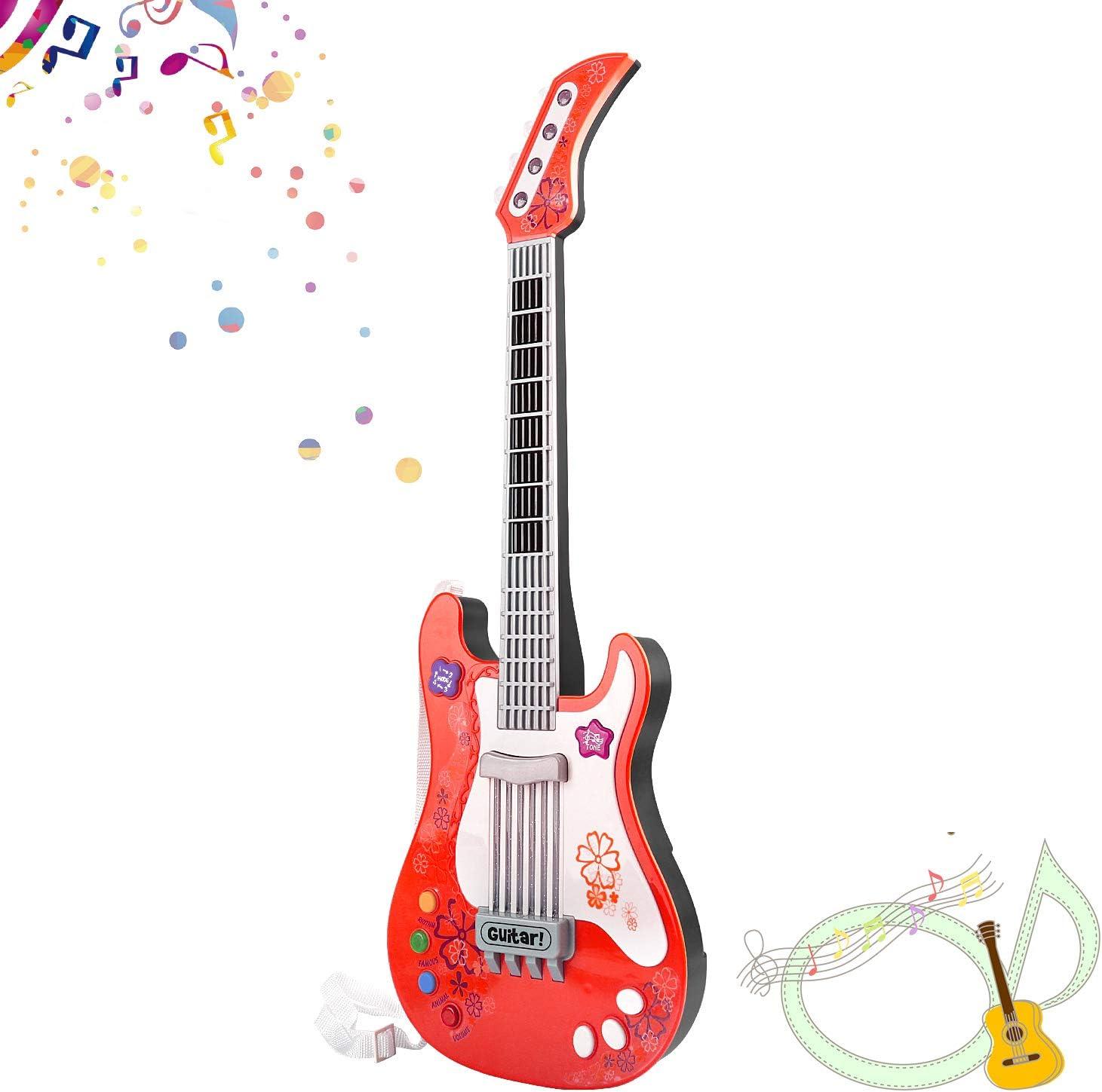 Musica Guitars Gifts Guitar Toy Kids Electronic Developmental Music rock toy