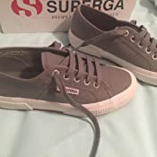9368b7457fe8a Superga - Zapatos de cordones de algodón para hombre  Superga ...