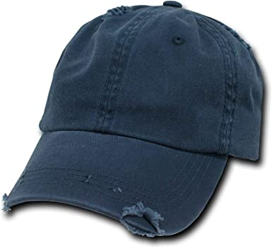 Baseball Cap Classic Adjustable Unstructured Polo Style Low Profile Baseball Cap