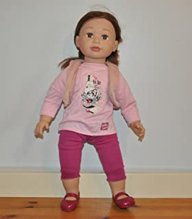 Chad Valley Molly And Friends Evie Doll Brand New In Box 63cm Tall