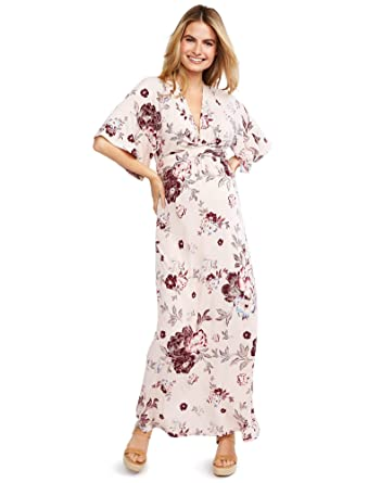 cf581f098e7f7 Jessica Simpson Wrap Maternity Dress at Amazon Women's Clothing store: