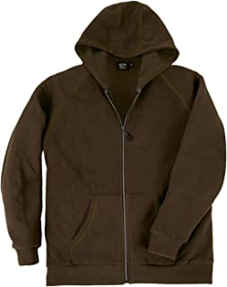 product image for Akwa Men's Full Zip Hooded Jacket Made in USA