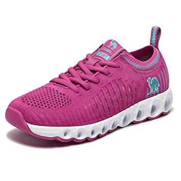 Camel Women s Trail Running Shoes Lightweight Breathable Shockproof  Athletic Casual Sneakers for Walking 7.5US 38 3bd6f5fbb85